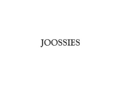 Joossies