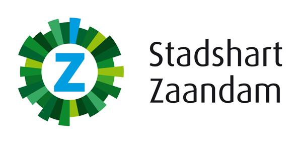 Logo Stadshart Zaandam liggend