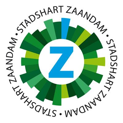 Logo Stadshart Zaandam Rond