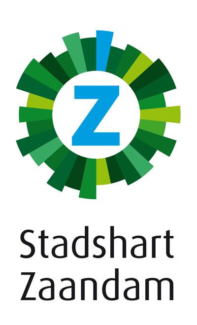 Logo Stadshart Zaandam Staand