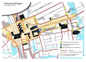 fietsparkeren kaartje gemeente