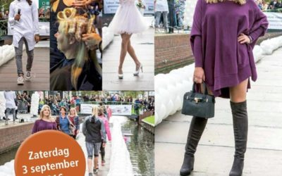Stadshart Zaandam Fashion Event 3 september 2016